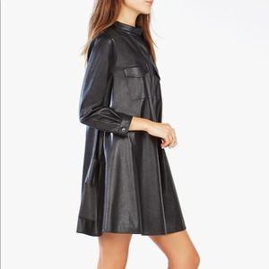 BCBGMAXAZRIA Emilee Long-Sleeve Dress